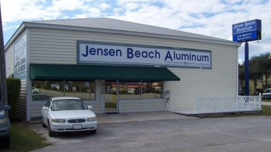 Why Jensen Beach Aluminum?